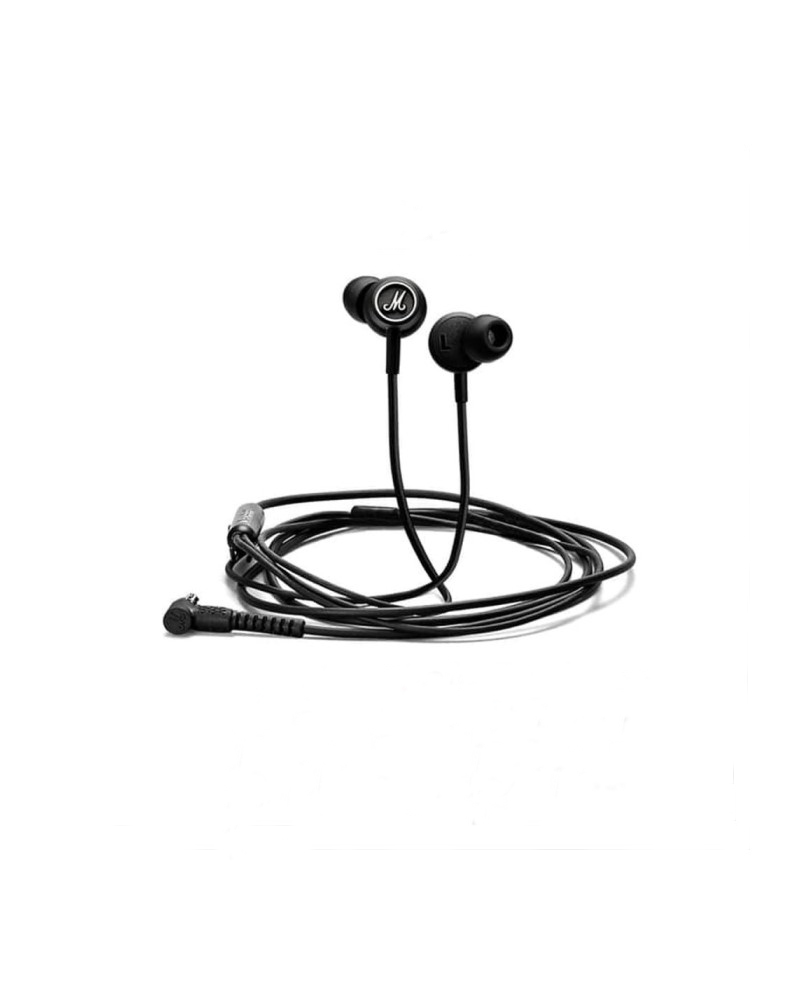 Marshall Mode Earphones Headphones In-Ear Earbuds Microphone Remote Stereo bass
