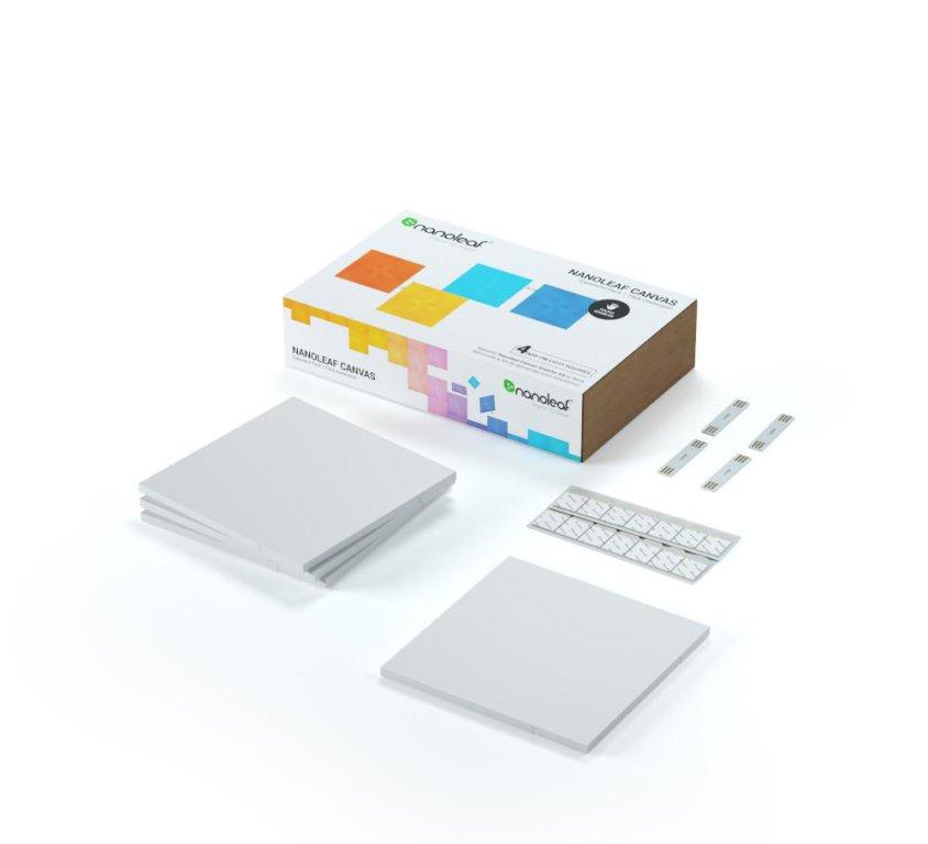 Nanoleaf Canvas Expansion Pack (4 pk)