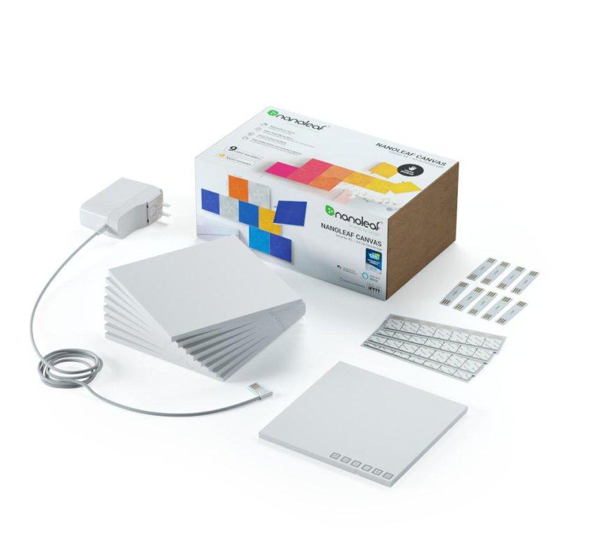 Nanoleaf Canvas Smarter Kit (9 pk)