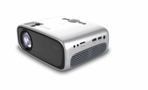 Philips NeoPix Easy+ Mini projector NPX445/INT